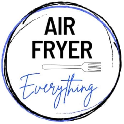 air fryer everything round logo