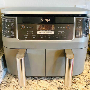 ninja foodi duel basket air fryer